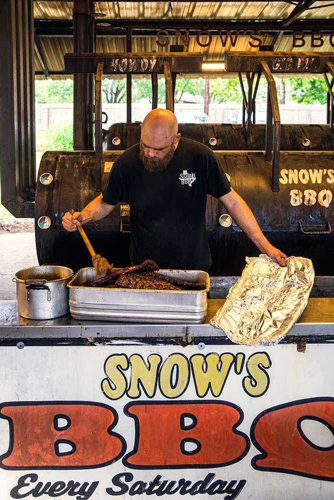 Snow's BBQ